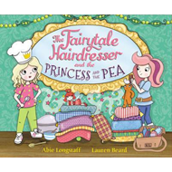 Fairytale Hairdresser and the Princess and the Pea (BOK)