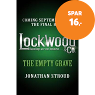 Produktbilde for Lockwood & Co: The Empty Grave (BOK)