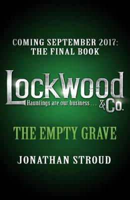 Lockwood & Co: The Empty Grave (BOK)