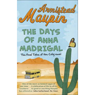 Days Of Anna Madrigal EXPORT (BOK)