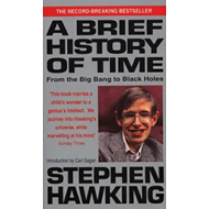 A brief history of time - from the big bang to black holes (BOK)