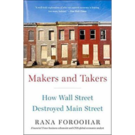 Makers And Takers (BOK)