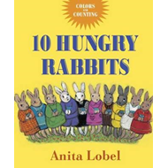 10 Hungry Rabbits (BOK)