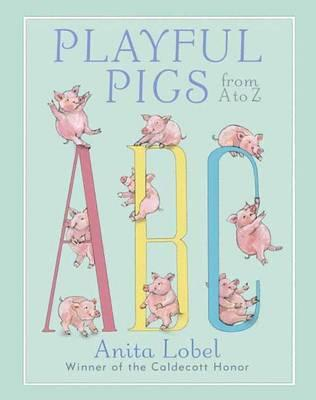 Playful Pigs from A to Z (BOK)