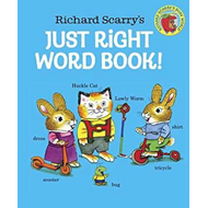 Richard Scarry's Just Right Word Book (BOK)