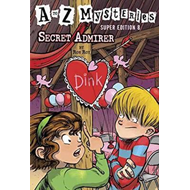 A to Z Mysteries Super Edition #8 (BOK)