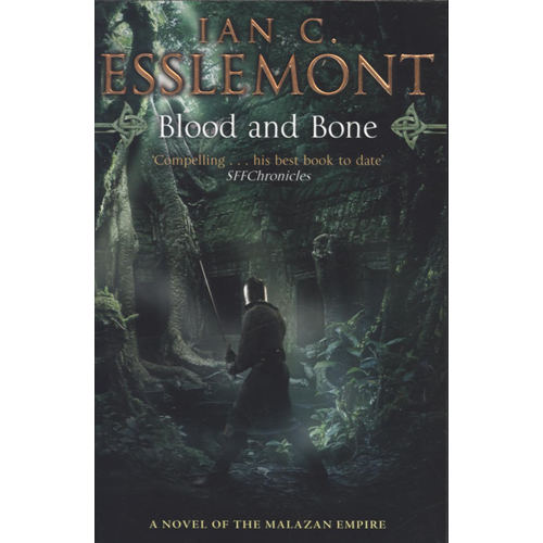 Blood and Bone (BOK)