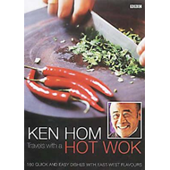 Ken Hom Travels With A Hot Wok (BOK)