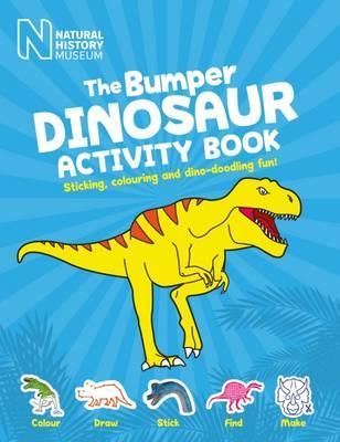 Bumper Dinosaur Activity Book (BOK)