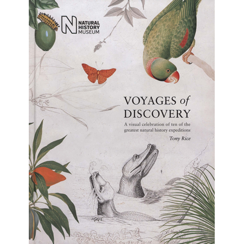 Voyages of Discovery (BOK)