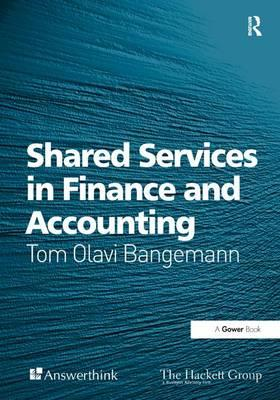 Shared Services in Finance and Accounting (BOK)