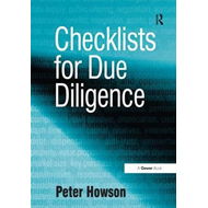 Checklists for Due Diligence (BOK)