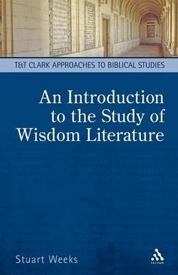 Introduction to the Study of Wisdom Literature (BOK)