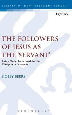 Followers of Jesus as the 'Servant' (BOK)