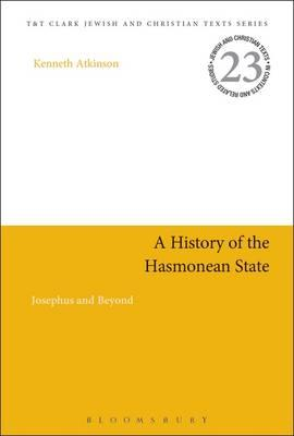 History of the Hasmonean State (BOK)