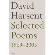 Selected Poems David Harsent (BOK)