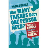 How Many Friends Does One Person Need? (BOK)