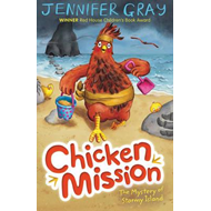 Chicken Mission: The Mystery of Stormy Island (BOK)