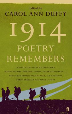 1914: Poetry Remembers (BOK)