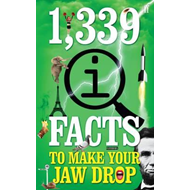 1,339 QI Facts To Make Your Jaw Drop (BOK)