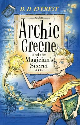 Archie Greene and the Magician's Secret (BOK)