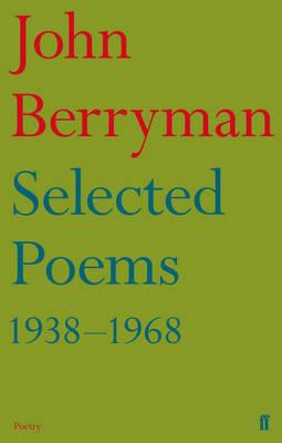 Selected Poems 1938-1968 (BOK)