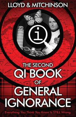 QI: The Second Book of General Ignorance (BOK)