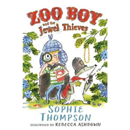Zoo Boy and the Jewel Thieves (BOK)