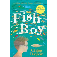 Produktbilde for Fish Boy (BOK)