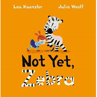 Not Yet Zebra (BOK)