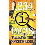 1,234 QI Facts to Leave You Speechless (BOK)