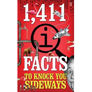 1,411 QI Facts To Knock You Sideways (BOK)