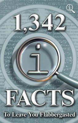 1,342 QI Facts To Leave You Flabbergasted (BOK)