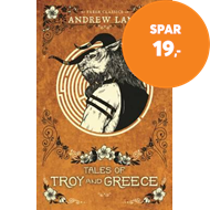 Produktbilde for Tales of Troy and Greece (BOK)
