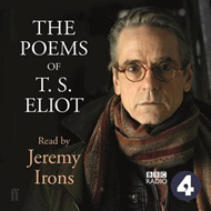 Produktbilde for Poems of T.S. Eliot Read by Jeremy Irons (BOK)