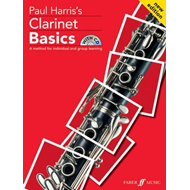 Clarinet Basics Pupil's books (with CD) (BOK)