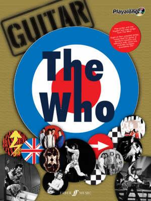 "The ""Who"" Authentic Guitar Playalong (BOK)"