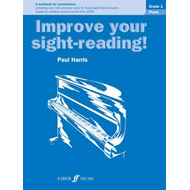 Improve your sight-reading! Piano Grade 1 (BOK)