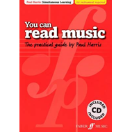 You Can Read Music (BOK)