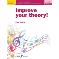 Improve your theory! Grade 5 (BOK)