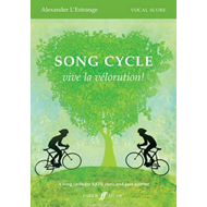 Song Cycle: Vive la Velorution! (Mixed Voice with Jazz Quint (BOK)
