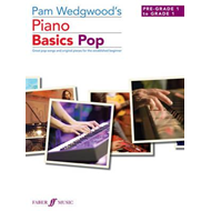 Pam Wedgwood's Piano Basics Pop (Piano Solo) (BOK)
