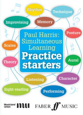 Paul Harris: Simultaneous Learning Practice Starter Cards (BOK)