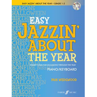 Easy Jazzin' About the Year (BOK)