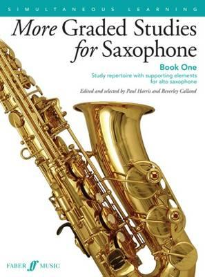 More Graded Studies for Saxophone (BOK)