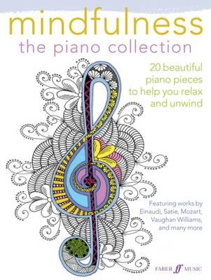 Mindfulness: The Piano Collection (Piano Solo) (BOK)