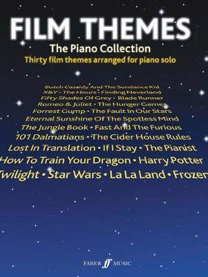 Film Themes: The Piano Collection (BOK)