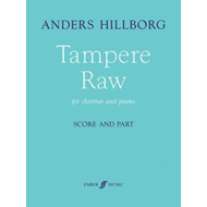 Tampere Raw (Clarinet and Piano) (BOK)