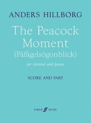 Peacock Moment (Clarinet and Piano) (BOK)