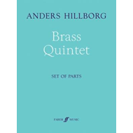 Brass Quintet (Set of Parts) (BOK)